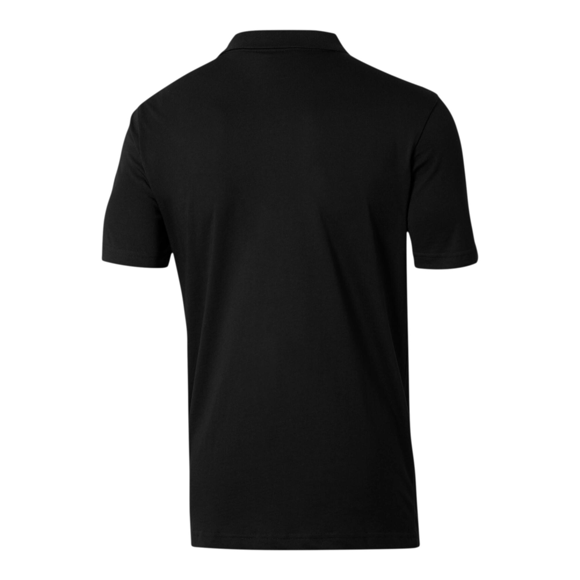 PUMA-Essentials-Men-039-s-Jersey-Polo-Men-Polo-Basics thumbnail 3