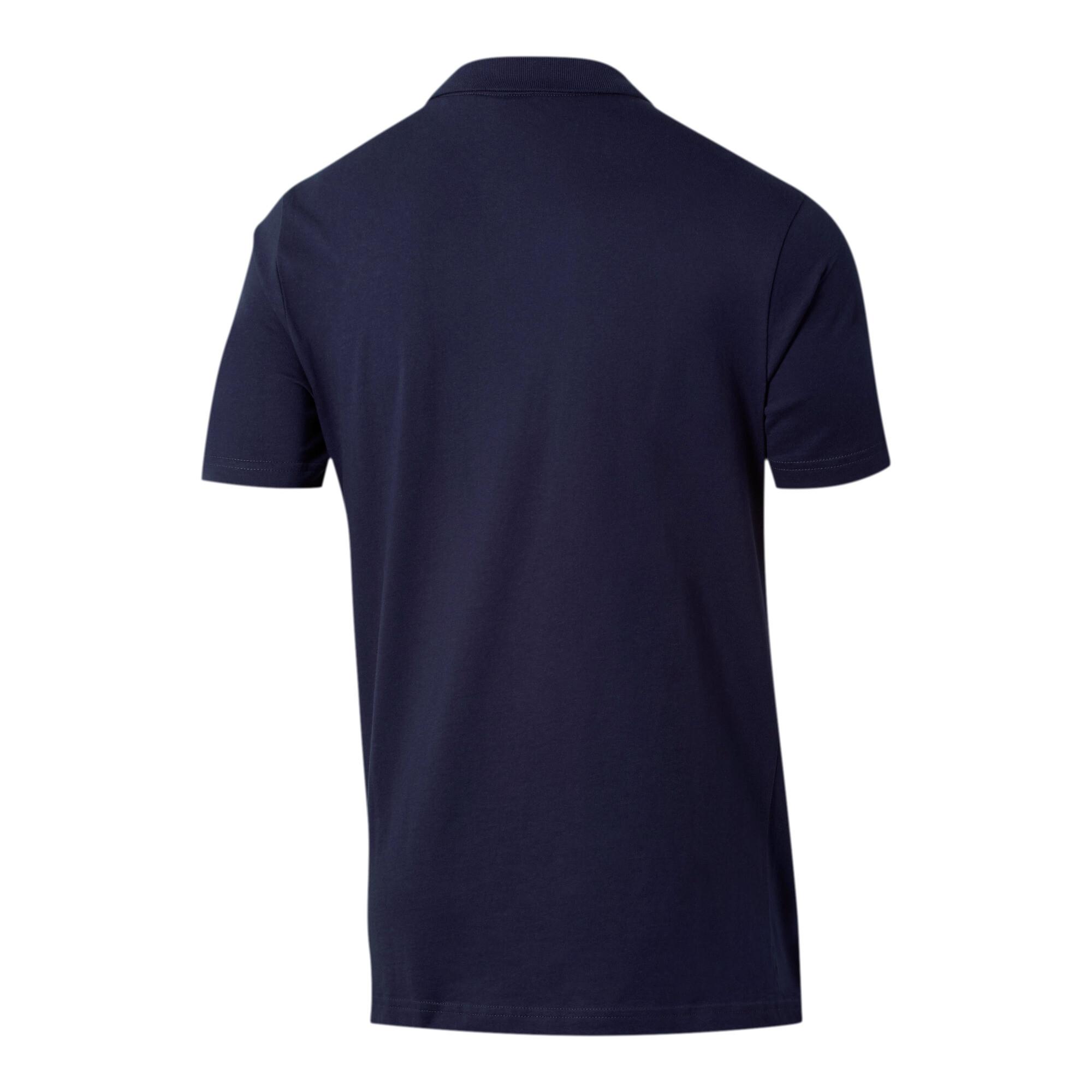 PUMA-Essentials-Men-039-s-Jersey-Polo-Men-Polo-Basics thumbnail 10