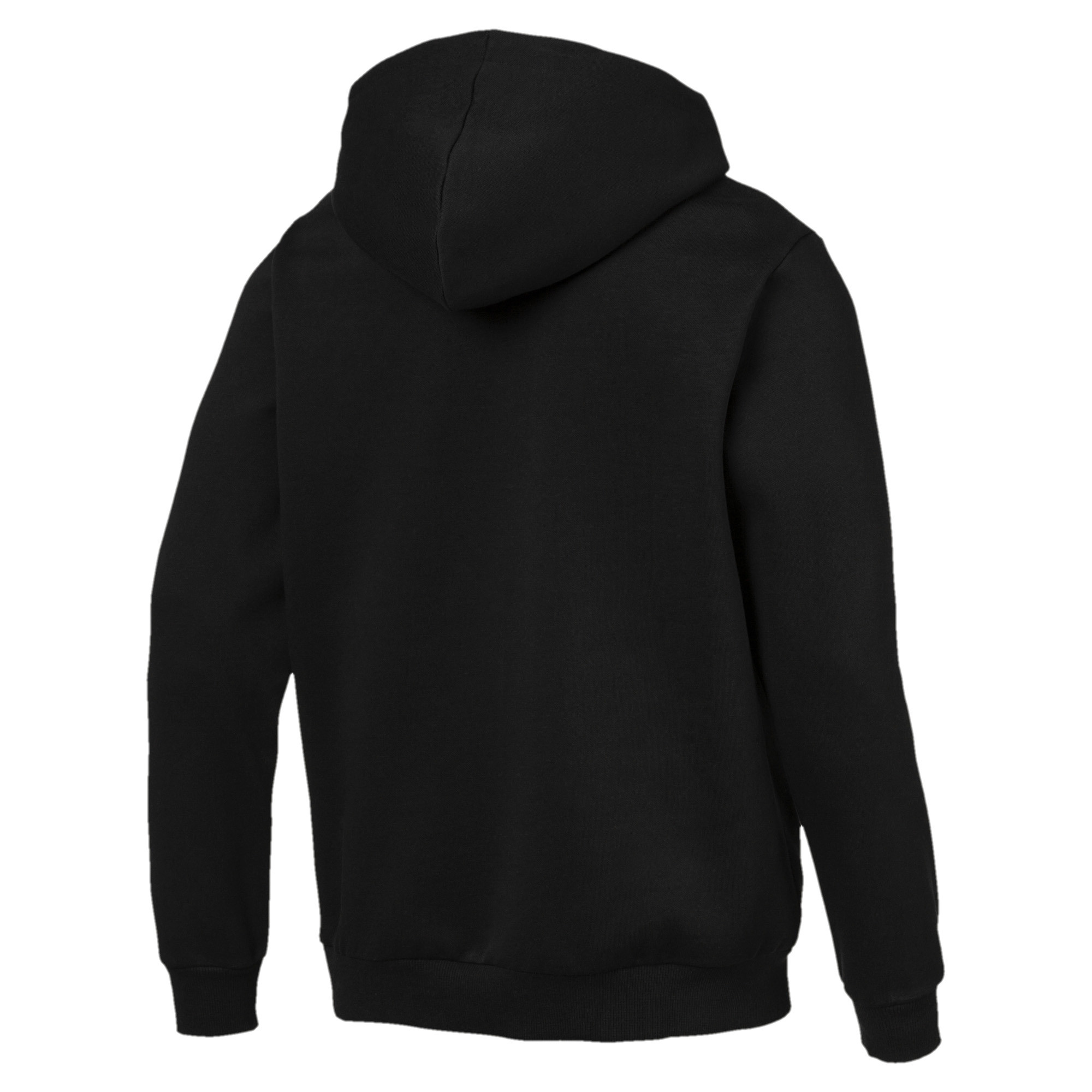 PUMA-Essentials-Men-039-s-Hooded-Fleece-Jacket-Men-Sweat-Basics thumbnail 3