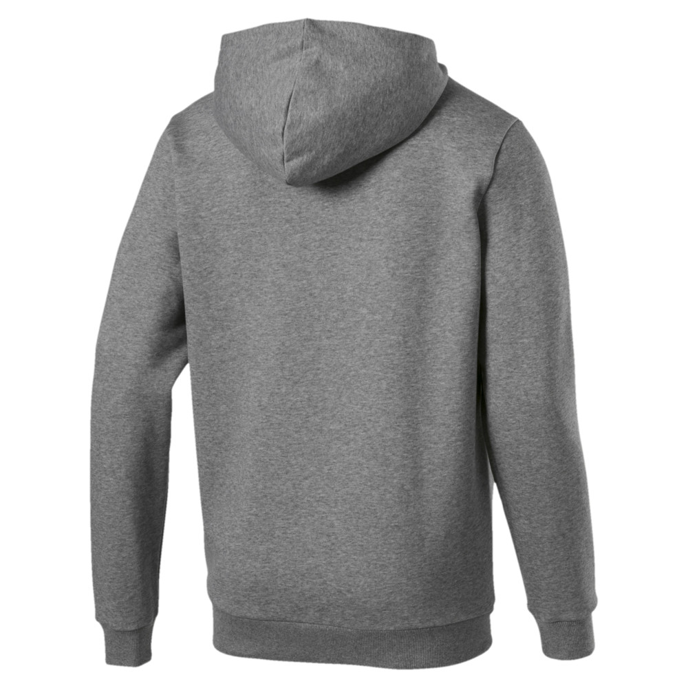 Image PUMA Moletom com Capuz Essentials Fleece Masculino #2