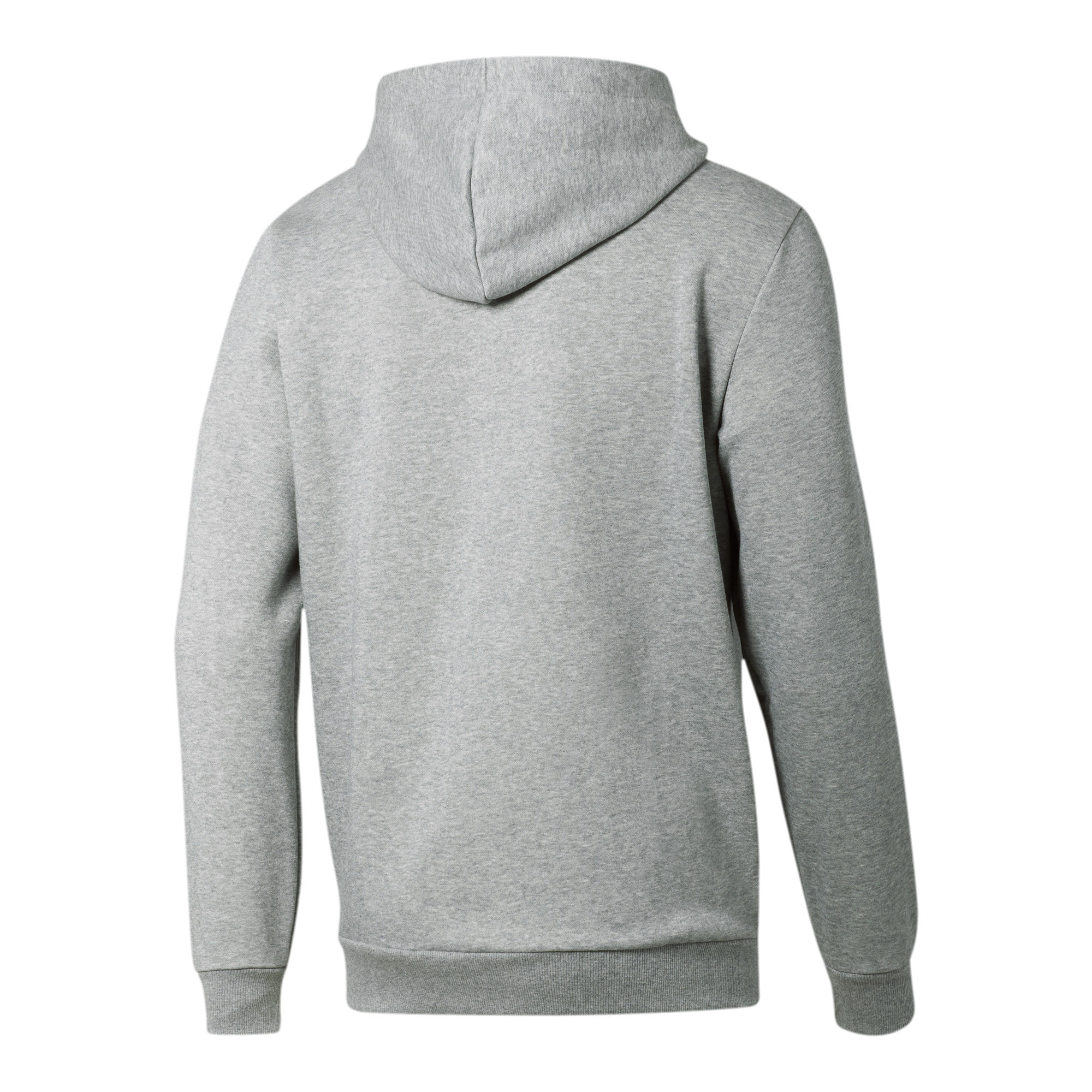 PUMA-Essentials-Men-039-s-Hooded-Fleece-Jacket-Men-Sweat-Basics thumbnail 7