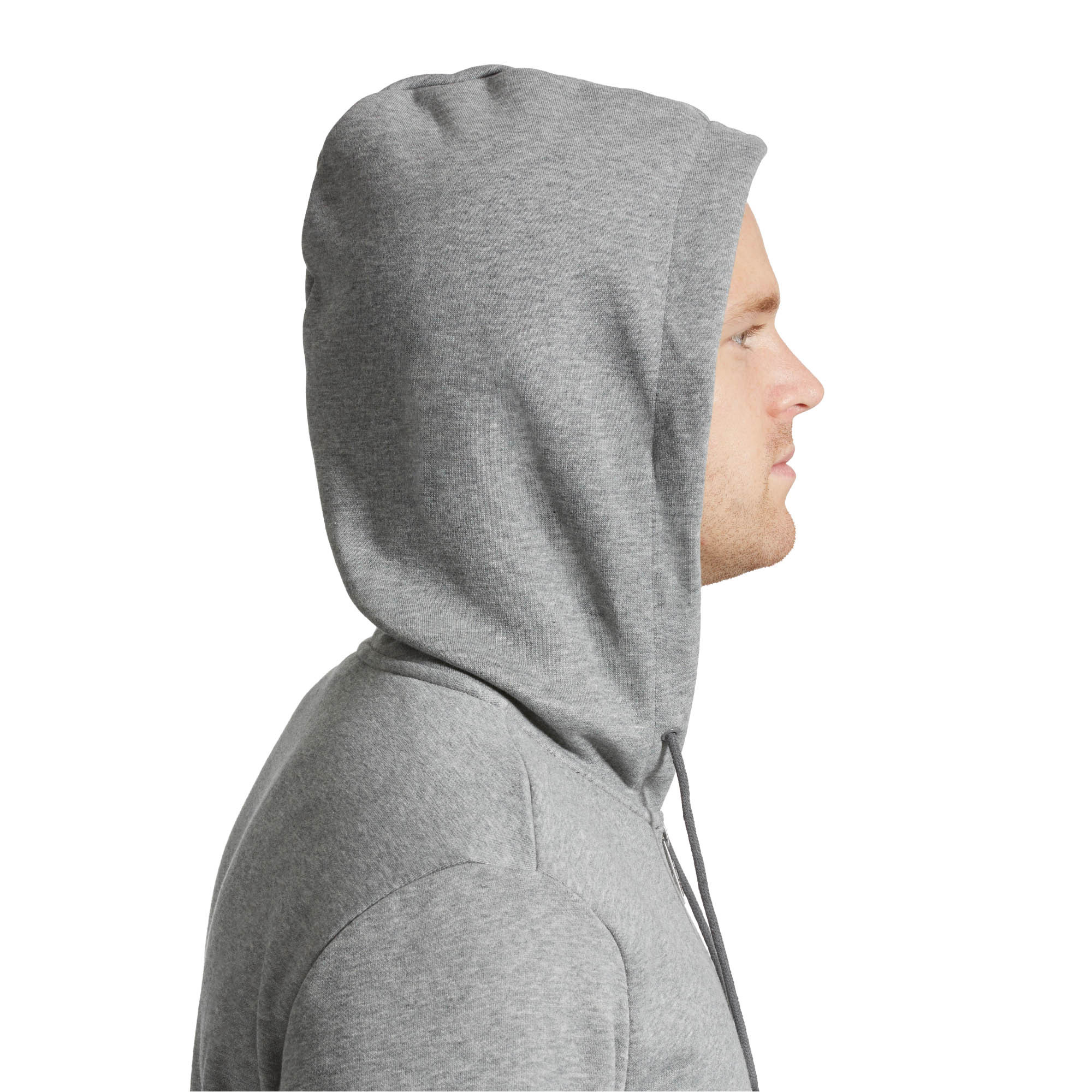 PUMA-Essentials-Men-039-s-Hooded-Fleece-Jacket-Men-Sweat-Basics thumbnail 9