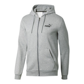 Essentials Men's Hooded Fleece Jacket