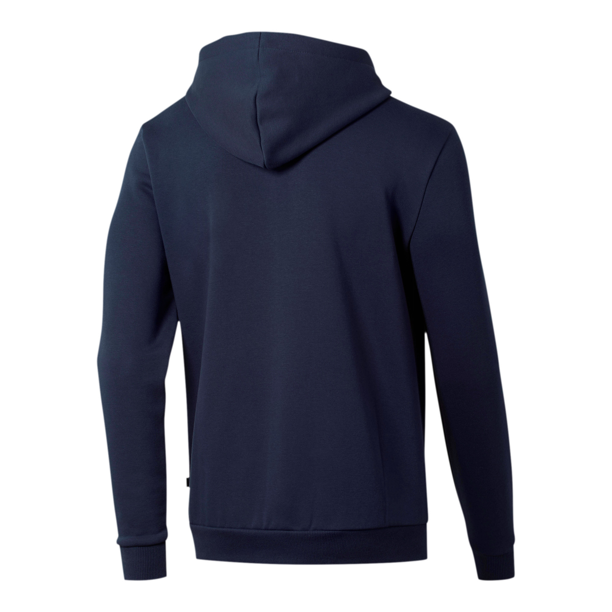 PUMA-Essentials-Men-039-s-Hooded-Fleece-Jacket-Men-Sweat-Basics thumbnail 13