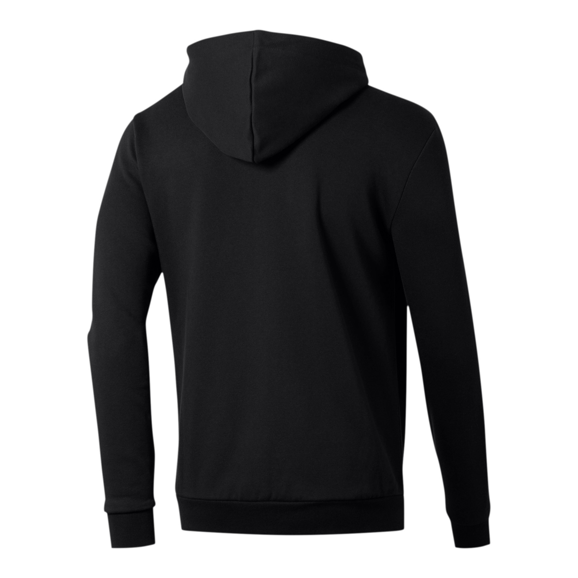 PUMA-Essentials-Men-039-s-Hooded-Fleece-Jacket-Men-Sweat-Basics thumbnail 17