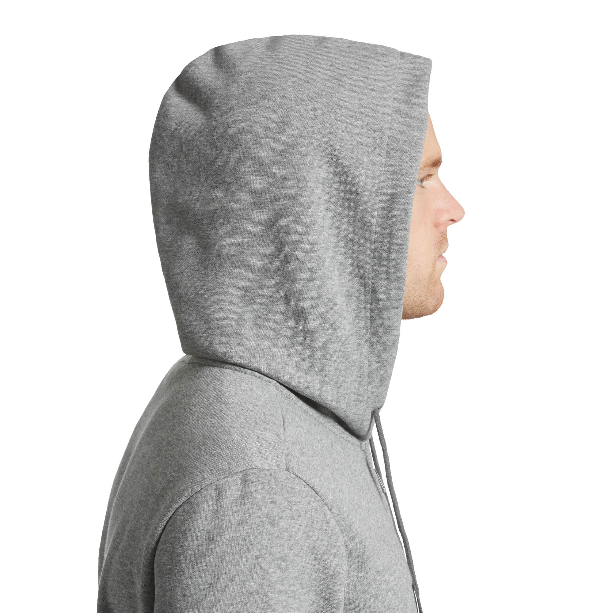 PUMA-Essentials-Men-039-s-Hooded-Fleece-Logo-Jacket-Men-Sweat-Basics thumbnail 11
