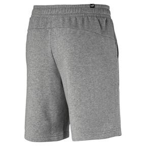 "Thumbnail 2 of Essentials 10"" Men's Sweat Shorts, Medium Gray Heather, medium"