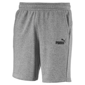 "Thumbnail 1 of Essentials 10"" Men's Sweat Shorts, Medium Gray Heather, medium"