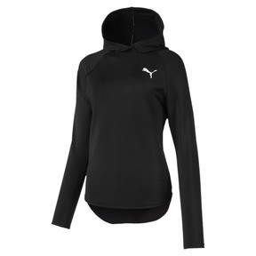 Thumbnail 1 of Women's Active Hoodie, Puma Black, medium