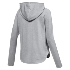 Thumbnail 2 of Women's Active Hoodie, Light Gray Heather, medium