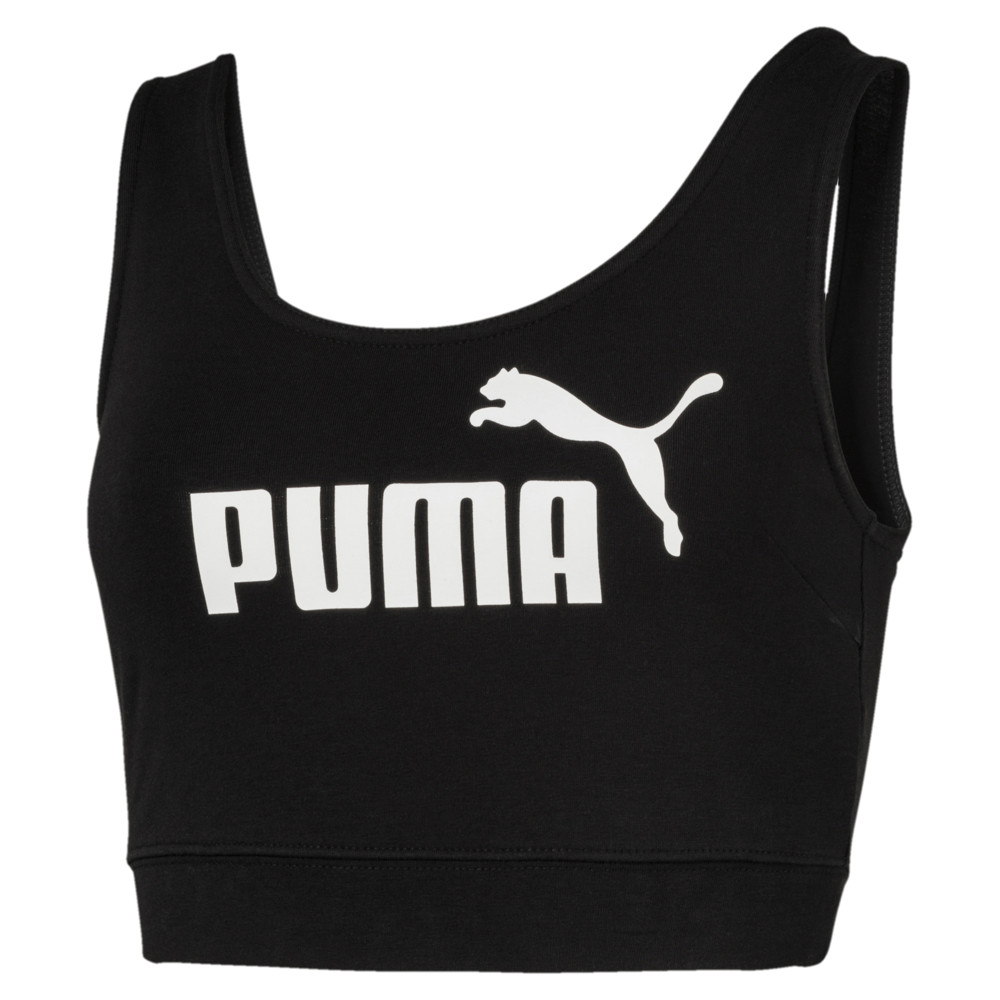 Image PUMA Essentials Logo Cropped Women's Tank #1