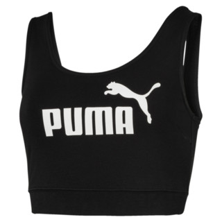 Image Puma Essentials Logo Cropped Women's Tank