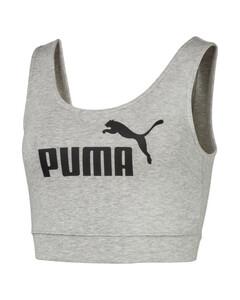 Image Puma Essentials Logo Cropped Women's Tank