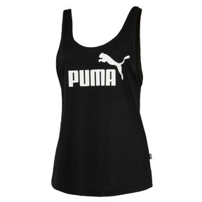 Thumbnail 1 of Essentials Logo Women's Tank Top, Cotton Black, medium