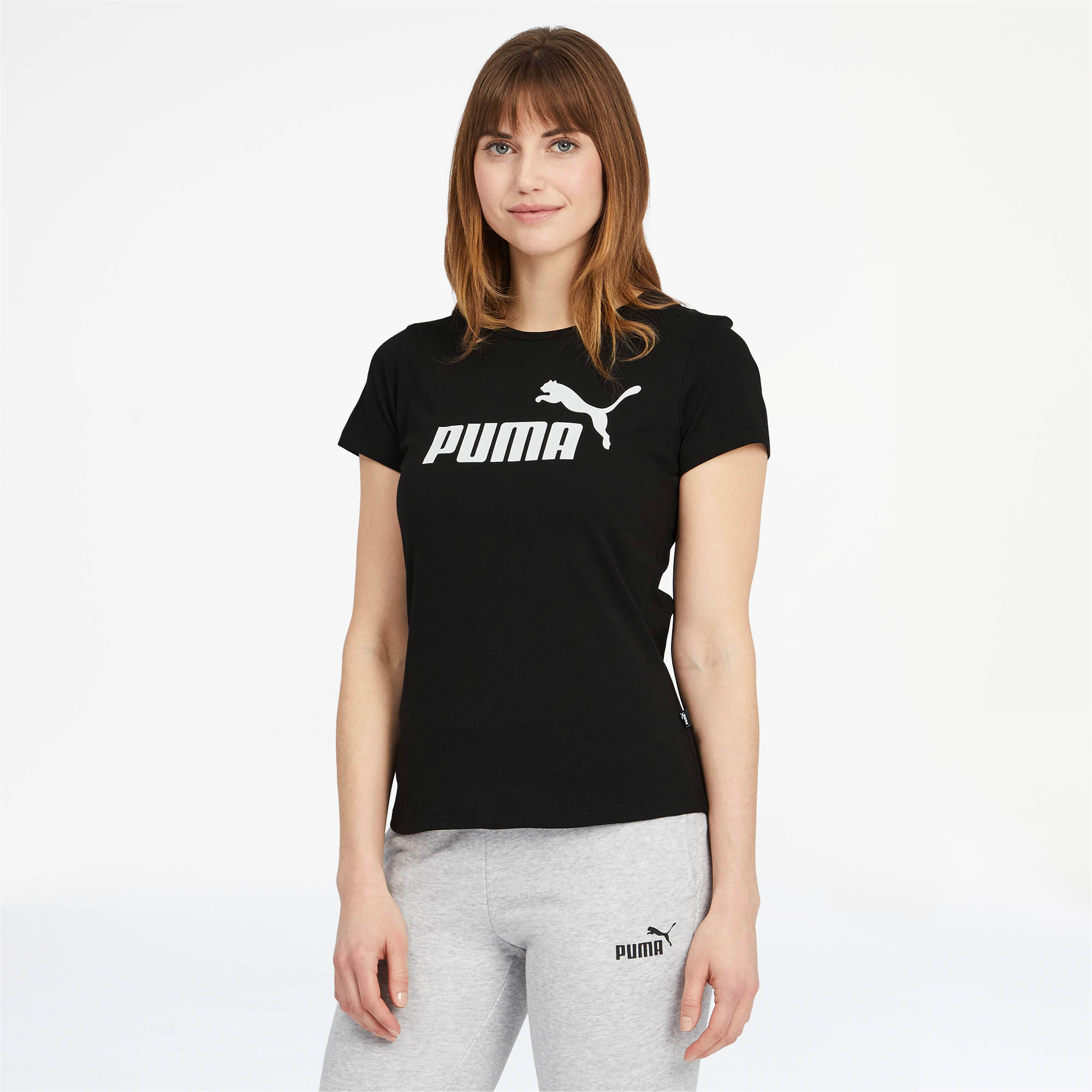 PUMA-Essentials-Women-039-s-Tee-Women-Tee-Basics thumbnail 10