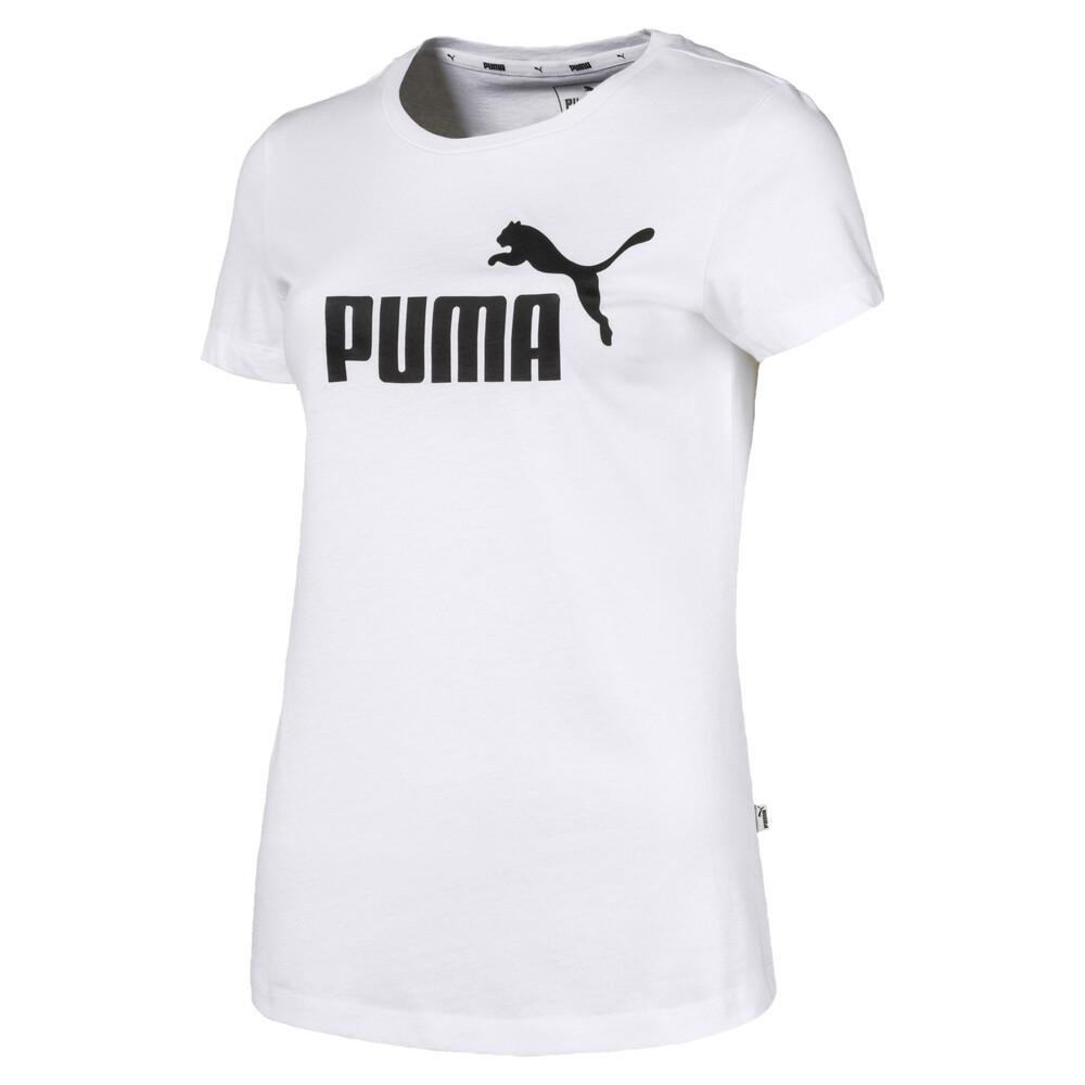 Image PUMA Camiseta Essentials Feminina #1