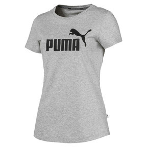 Thumbnail 4 of Essentials Damen T-Shirt, Light Gray Heather, medium