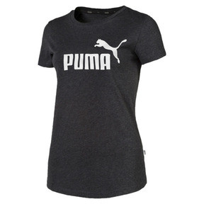 Thumbnail 1 of Essentials Women's Tee, Dark Gray Heather, medium