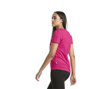 Thumbnail 2 of Essentials Women's Tee, Beetroot Purple, medium