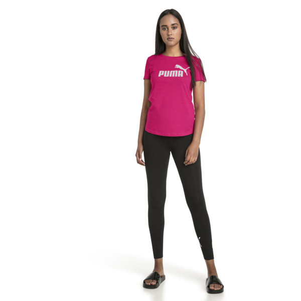 Essentials Women's Tee, Beetroot Purple, large