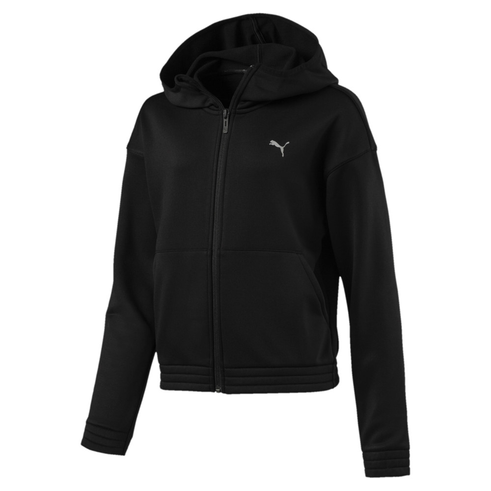 Image PUMA Explosive Girls' Jacket #1