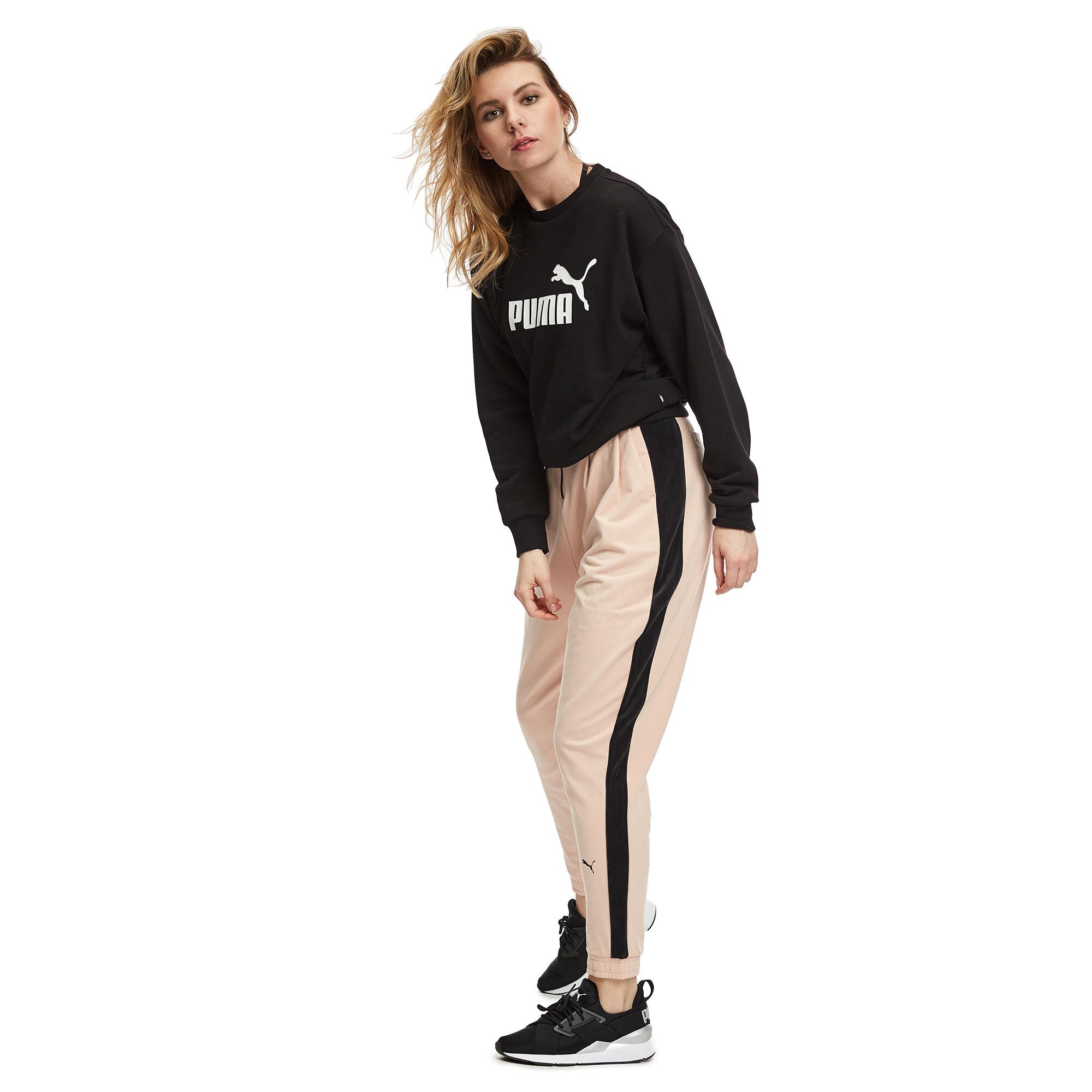 Image Puma Essentials Crew Women's Sweatshirt #3