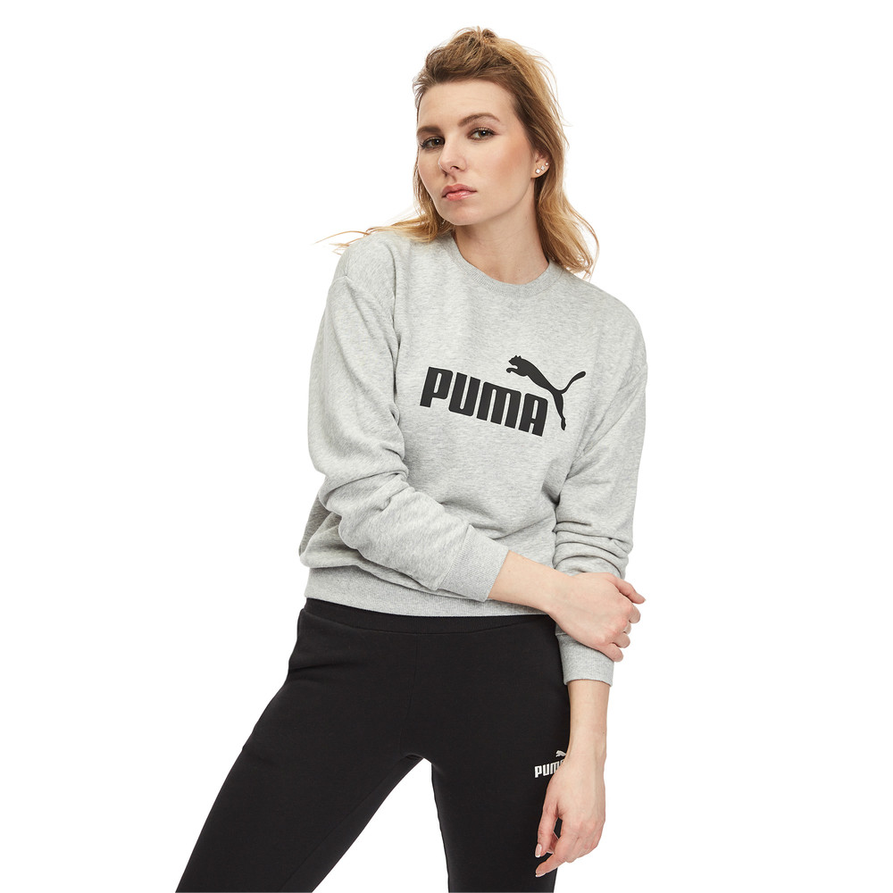 Image Puma Essentials Crew Women's Sweatshirt #2