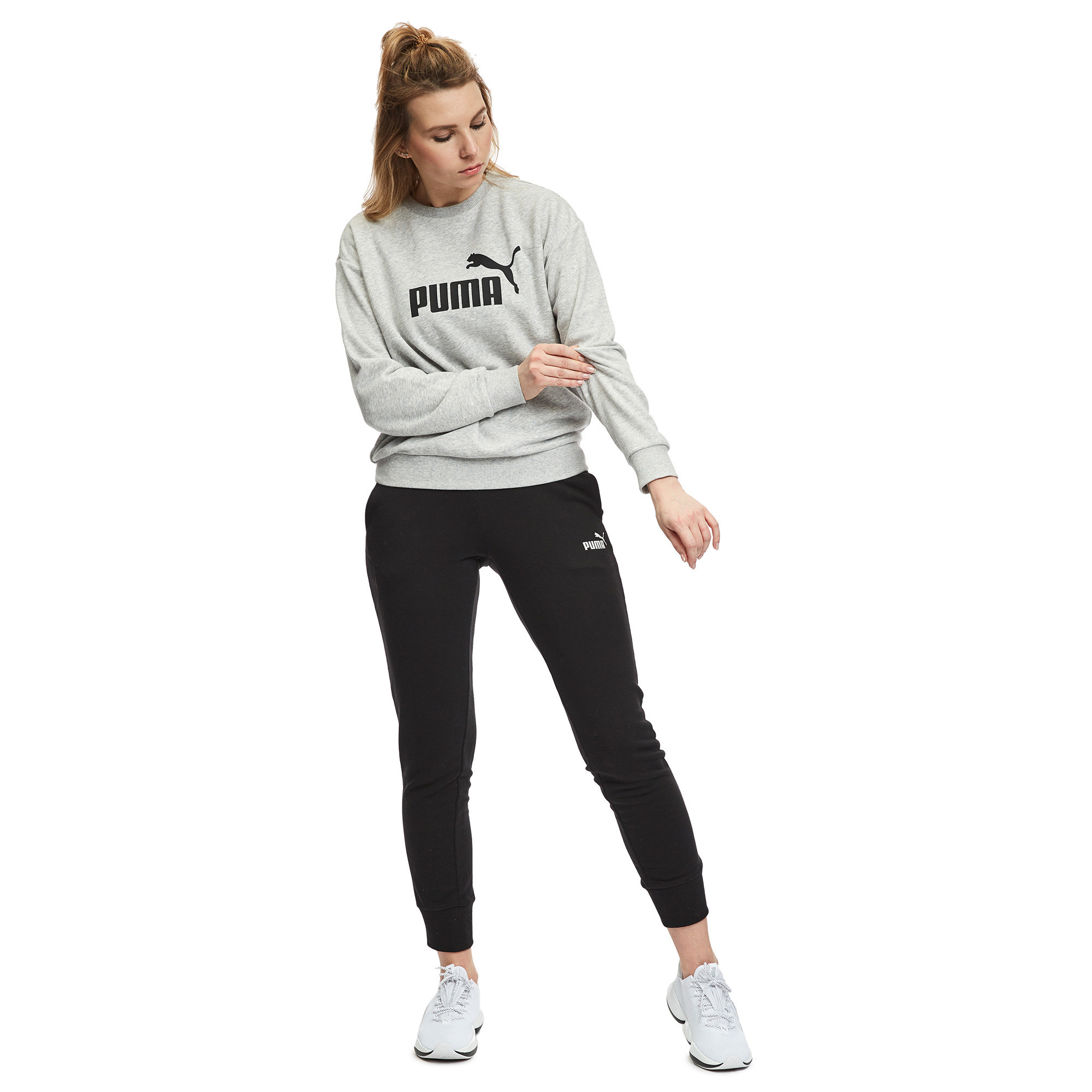 Image Puma Essentials Crew Women's Sweatshirt #3
