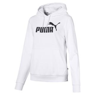 Görüntü Puma ESSENTIALS Logo Kapüşonlu Kadın Sweatshirt