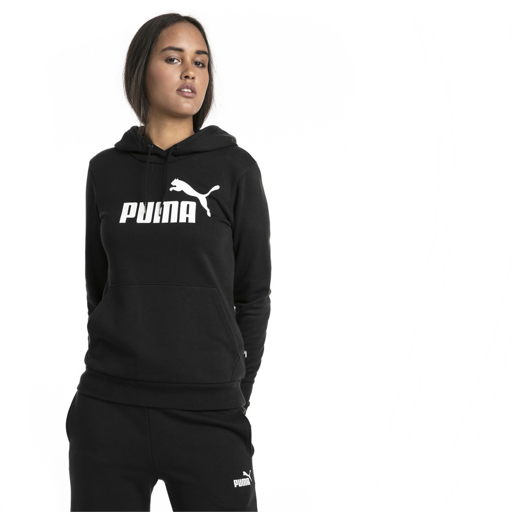 Image PUMA Essentials Fleece Women's Hoodie #1