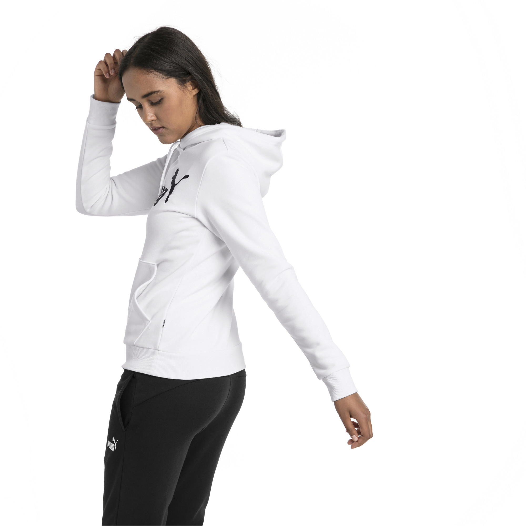 Image Puma Essentials Fleece Women's Hoodie #2