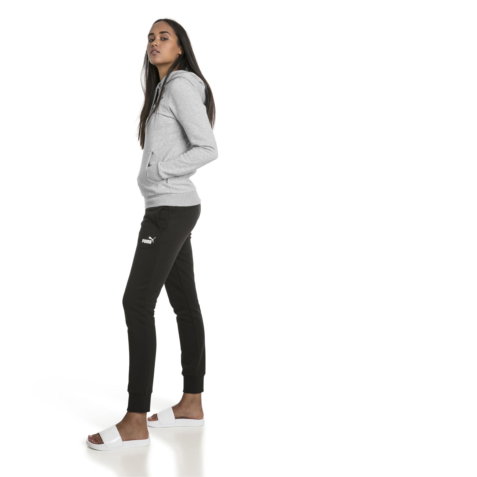 Image Puma Essentials Fleece Women's Hoodie #3