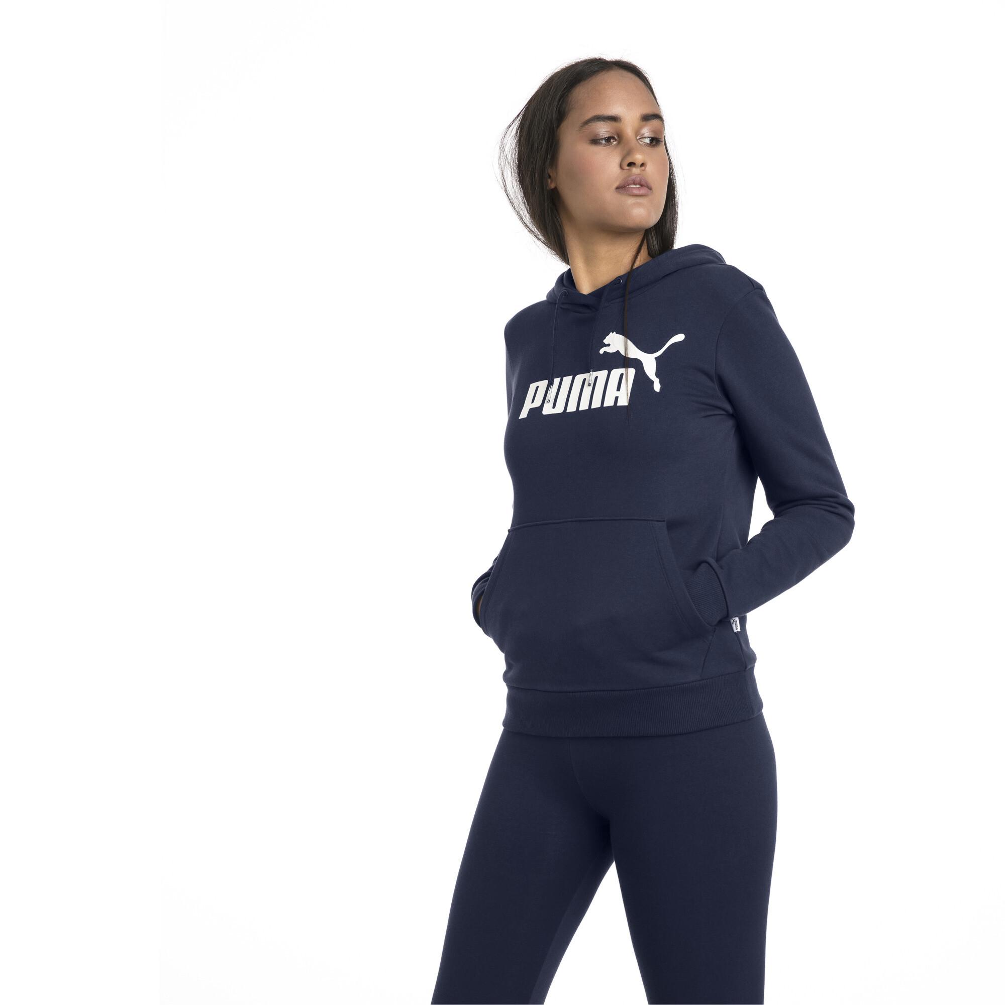 Image Puma Essentials Fleece Women's Hoodie #1
