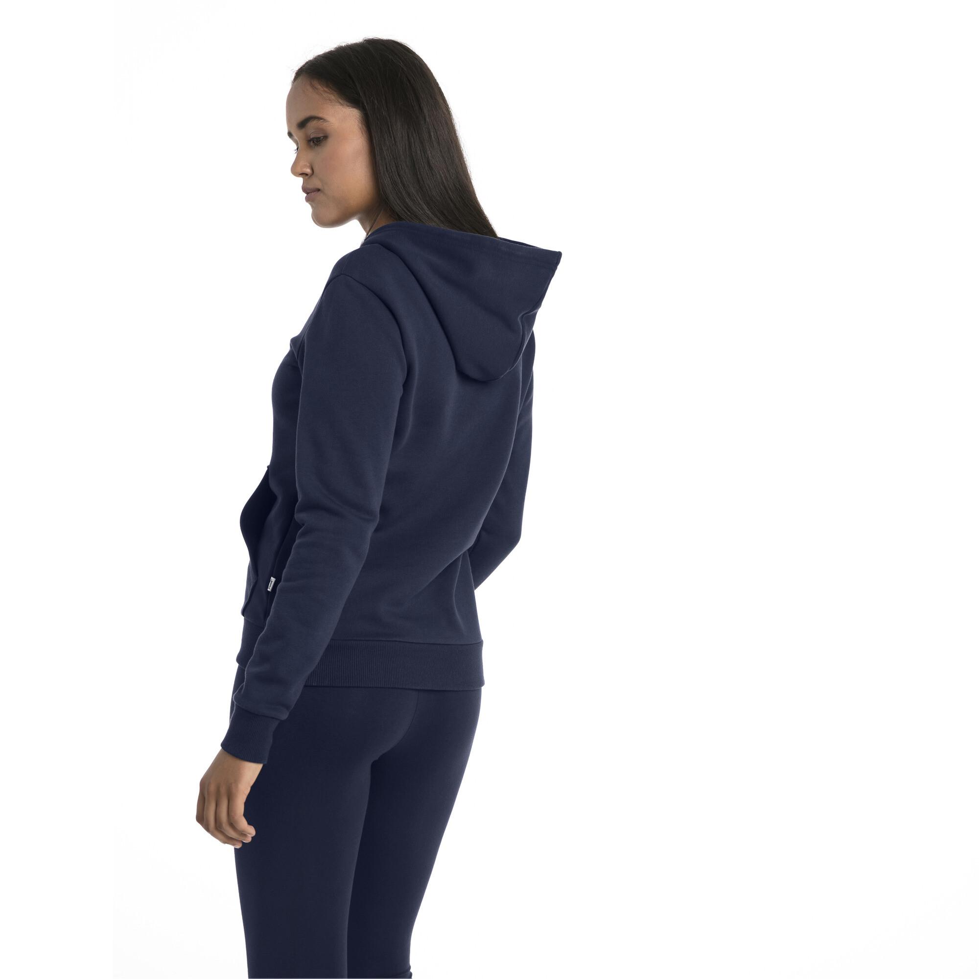 Image Puma Essentials Fleece Women's Hoodie #2