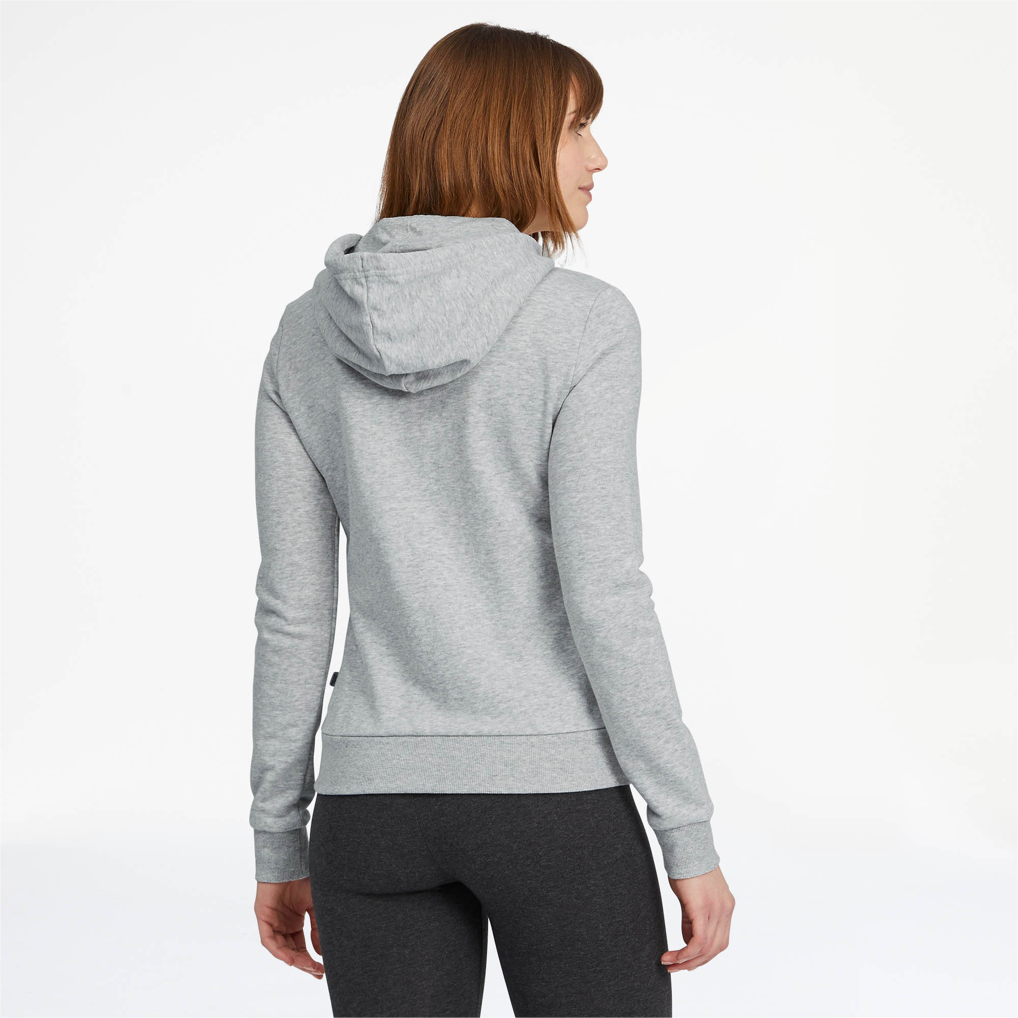 PUMA-Women-039-s-Essentials-Hooded-Jacket thumbnail 16