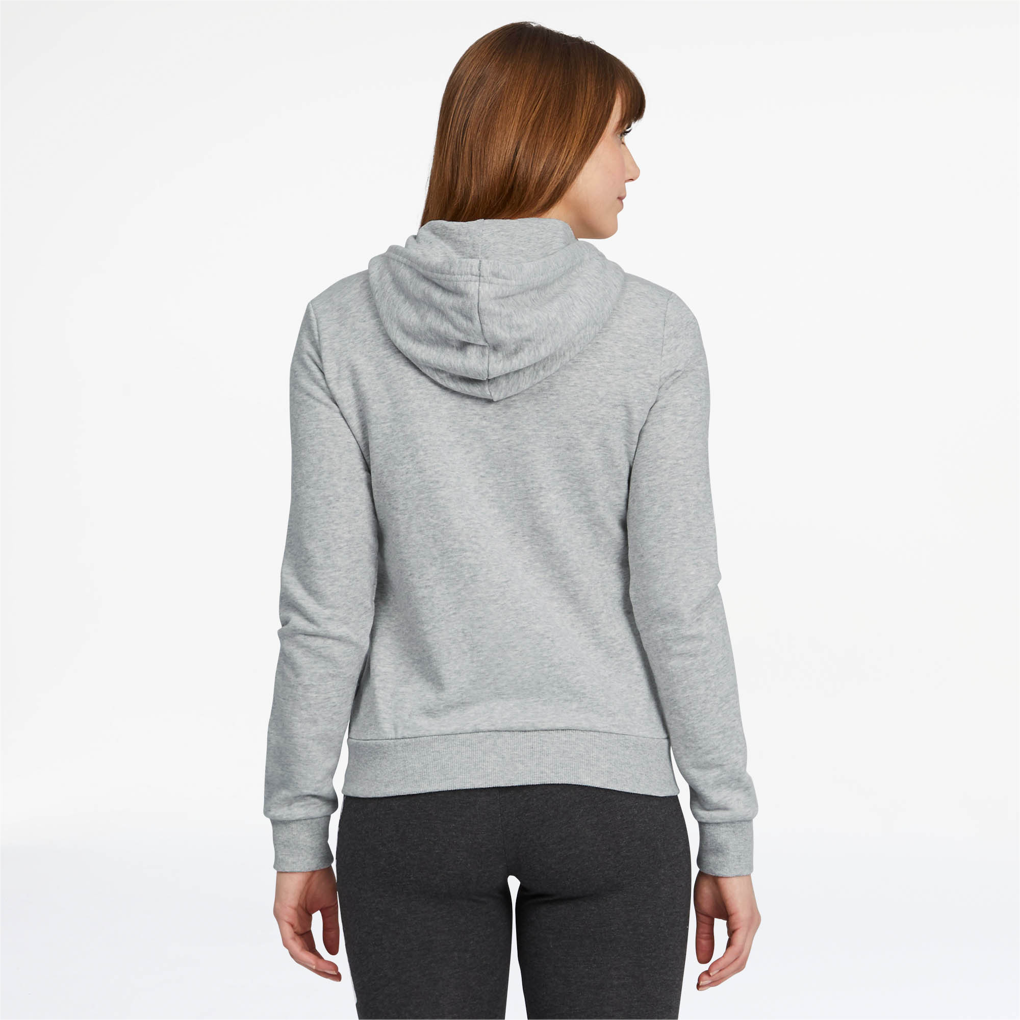 PUMA-Women-039-s-Essentials-Hooded-Jacket thumbnail 12