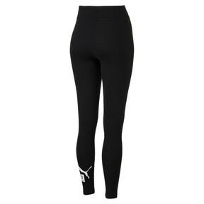 Thumbnail 2 of Essentials Women's Leggings, Cotton Black, medium