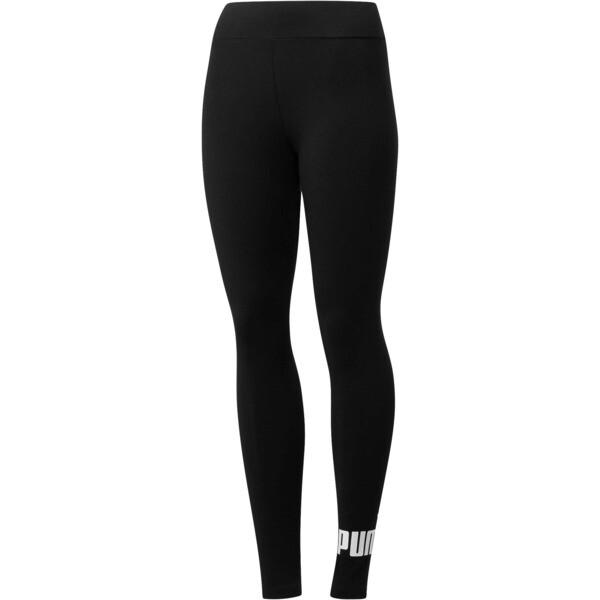 Essentials Women's Leggings, Cotton Black, large