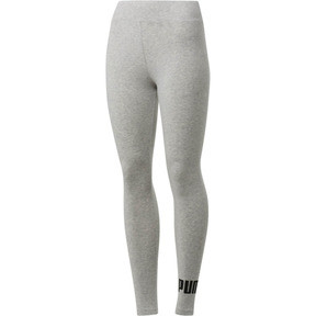 Thumbnail 1 of Essentials Women's Leggings, Light Gray Heather, medium