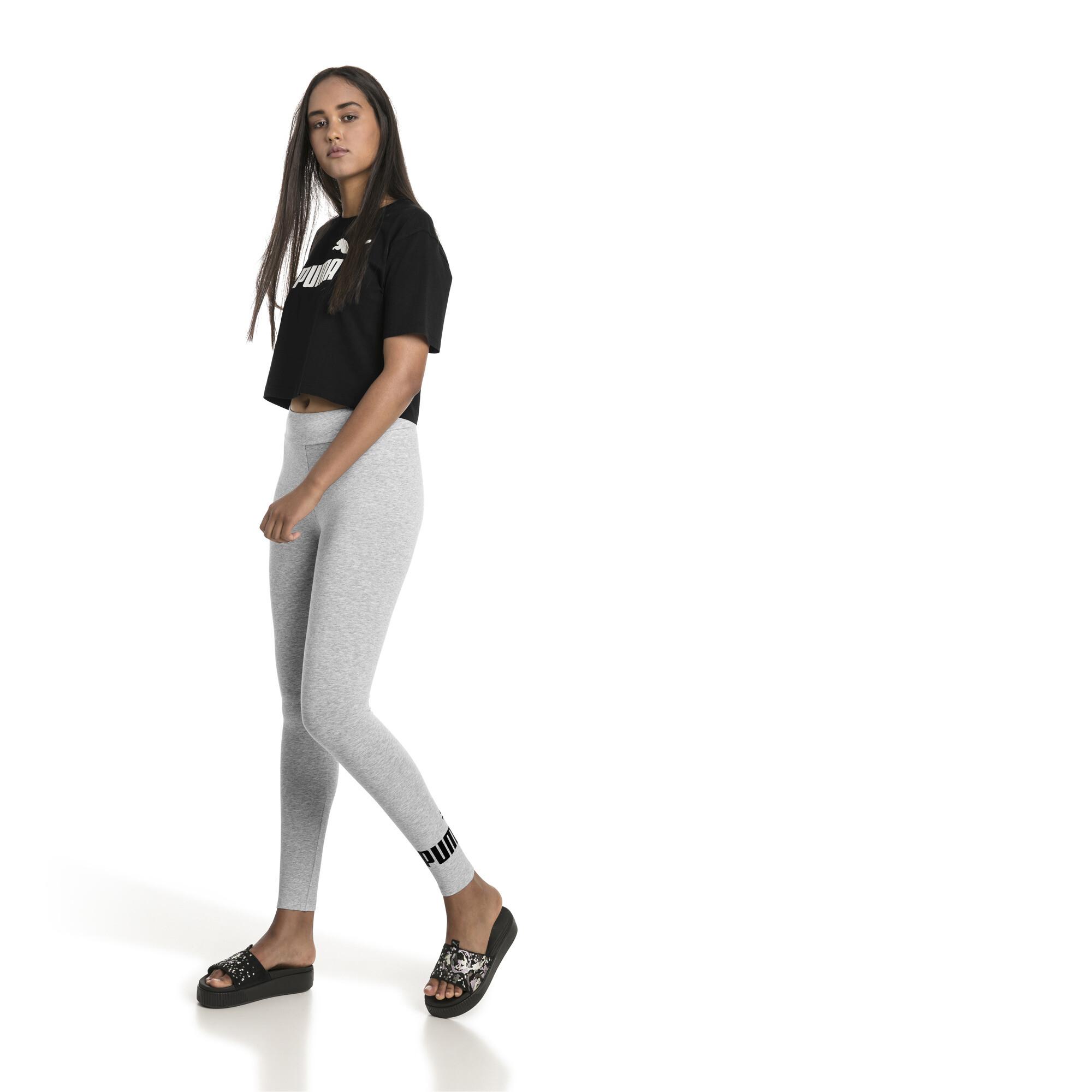 Image Puma Essentials Logo Women's Leggings #3