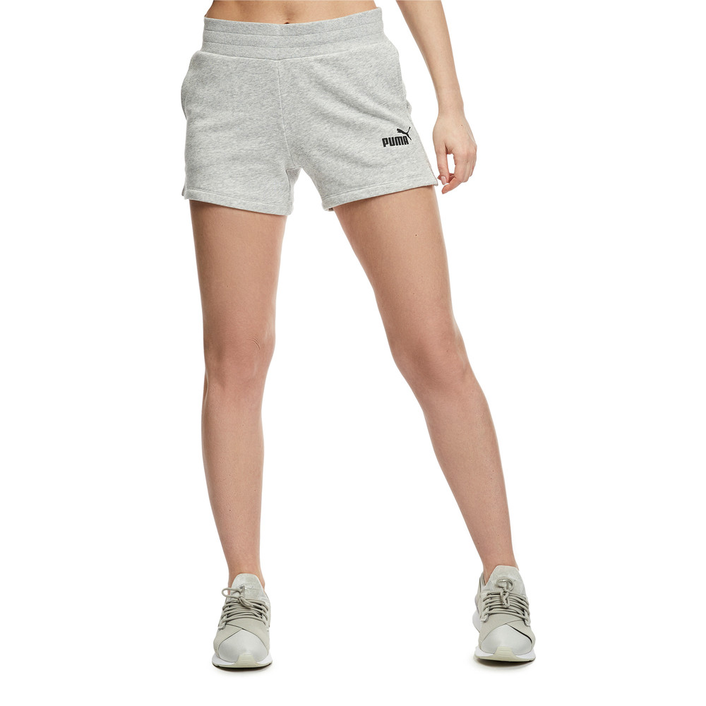 Image Puma Essential Women's Sweat Shorts #2
