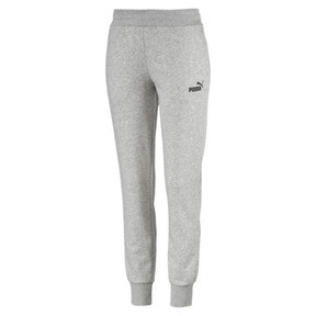 Thumbnail 1 of Essential Knitted Women's Sweatpants, Light Gray Heather, medium