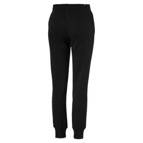 Thumbnail 3 of Essentials Fleece Women's Pants, Cotton Black, medium