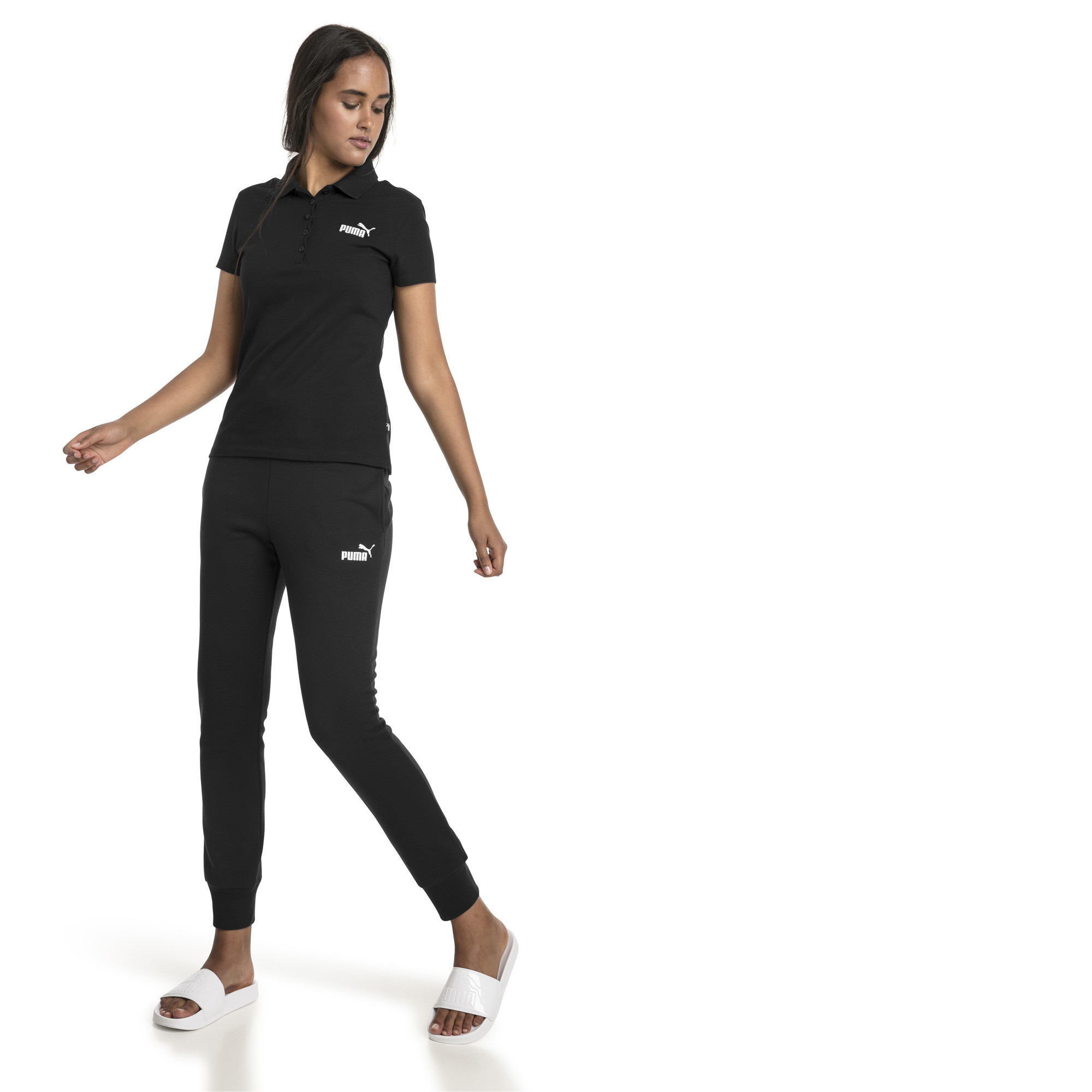 Image Puma Essentials Fleece Women's Pants #3