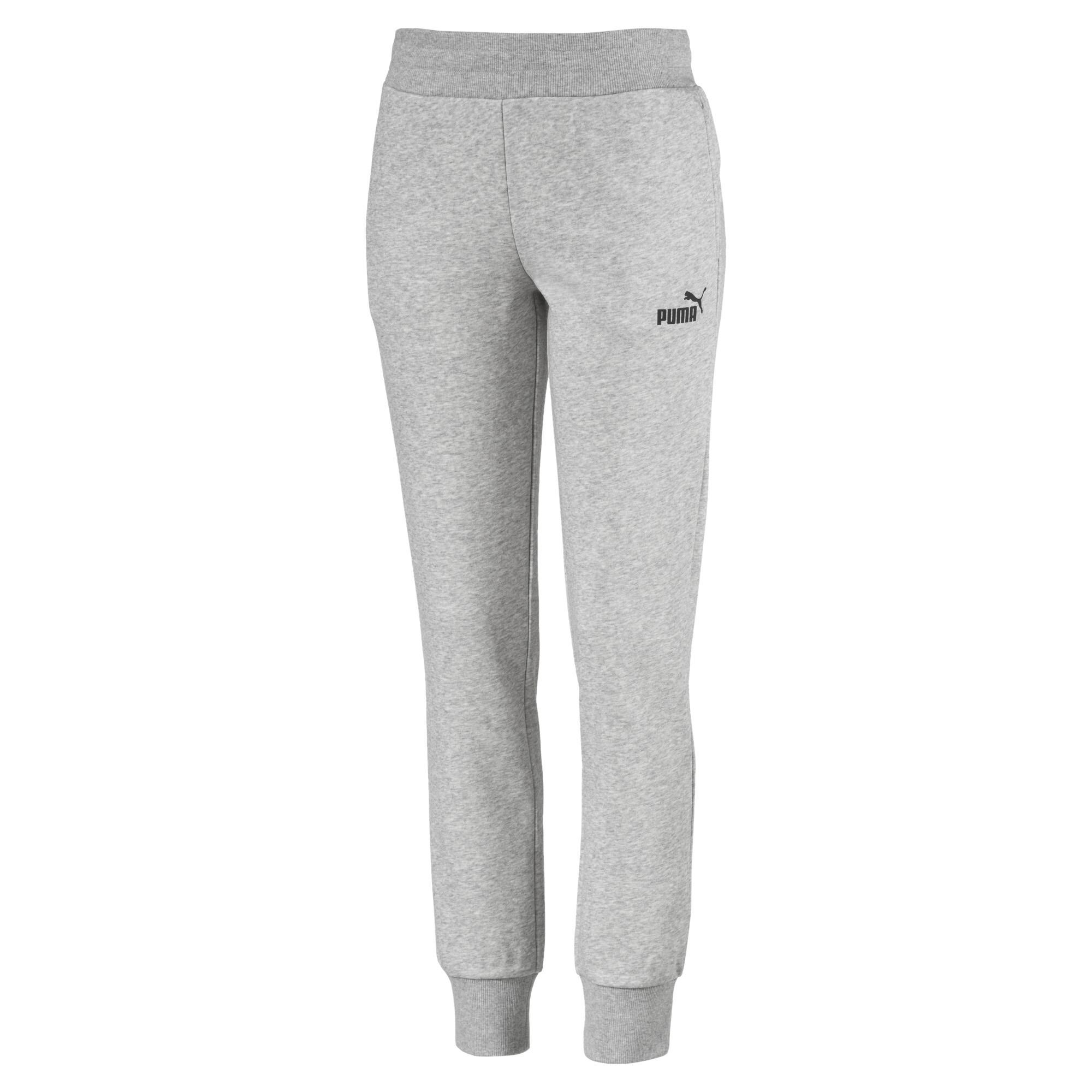 Image Puma Essentials Fleece Women's Pants #4