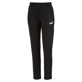 Imagen en miniatura 4 de Pantalones polares de punto de mujer Essentials, Cotton Black, mediana