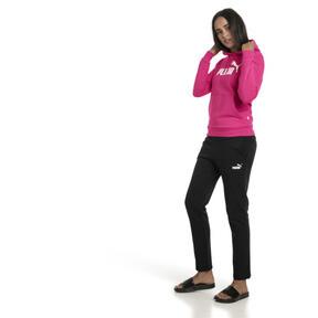 Imagen en miniatura 3 de Pantalones polares de punto de mujer Essentials, Cotton Black, mediana