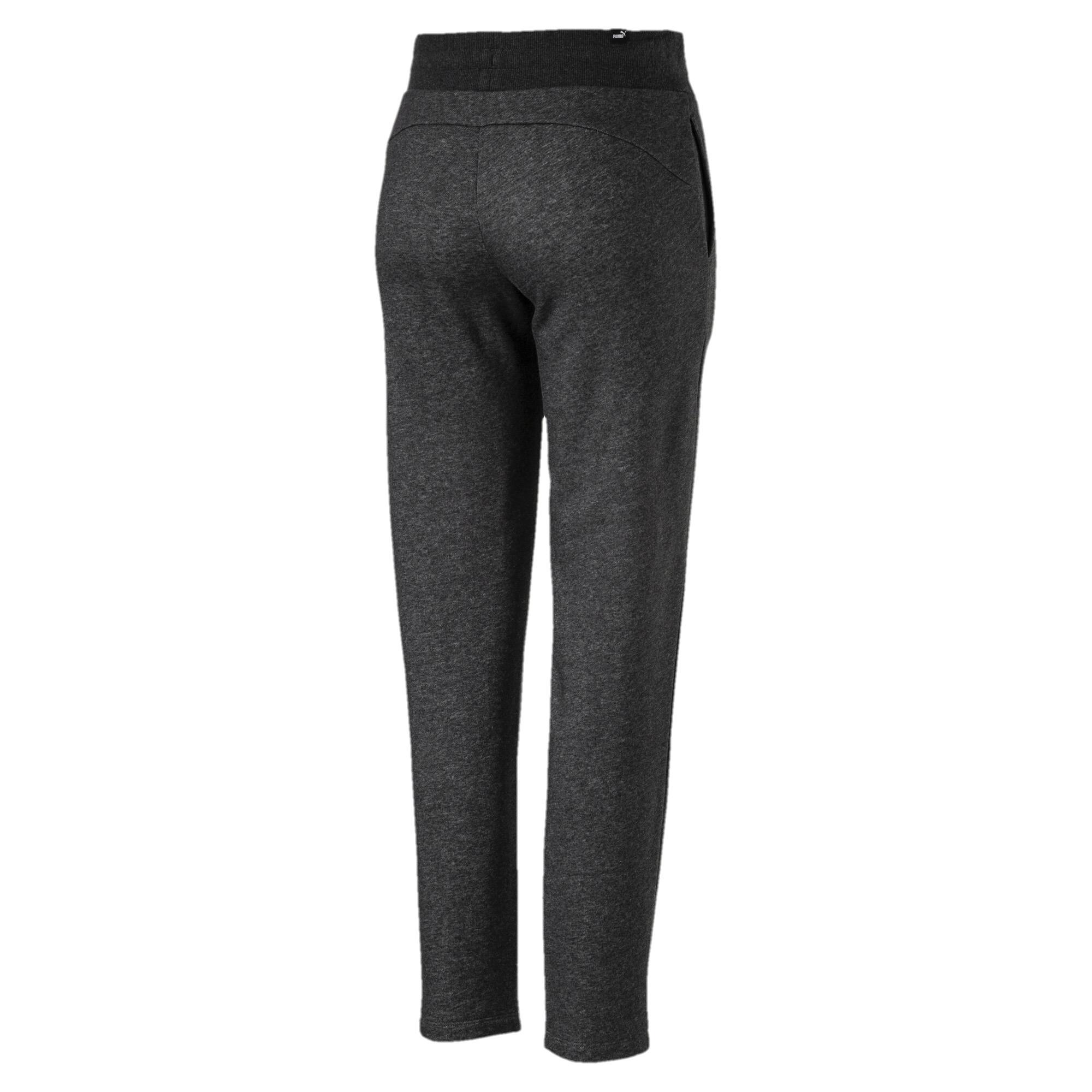 PUMA-Essentials-Fleece-Women-039-s-Knitted-Pants-Women-Knitted-Pants-Basics thumbnail 3
