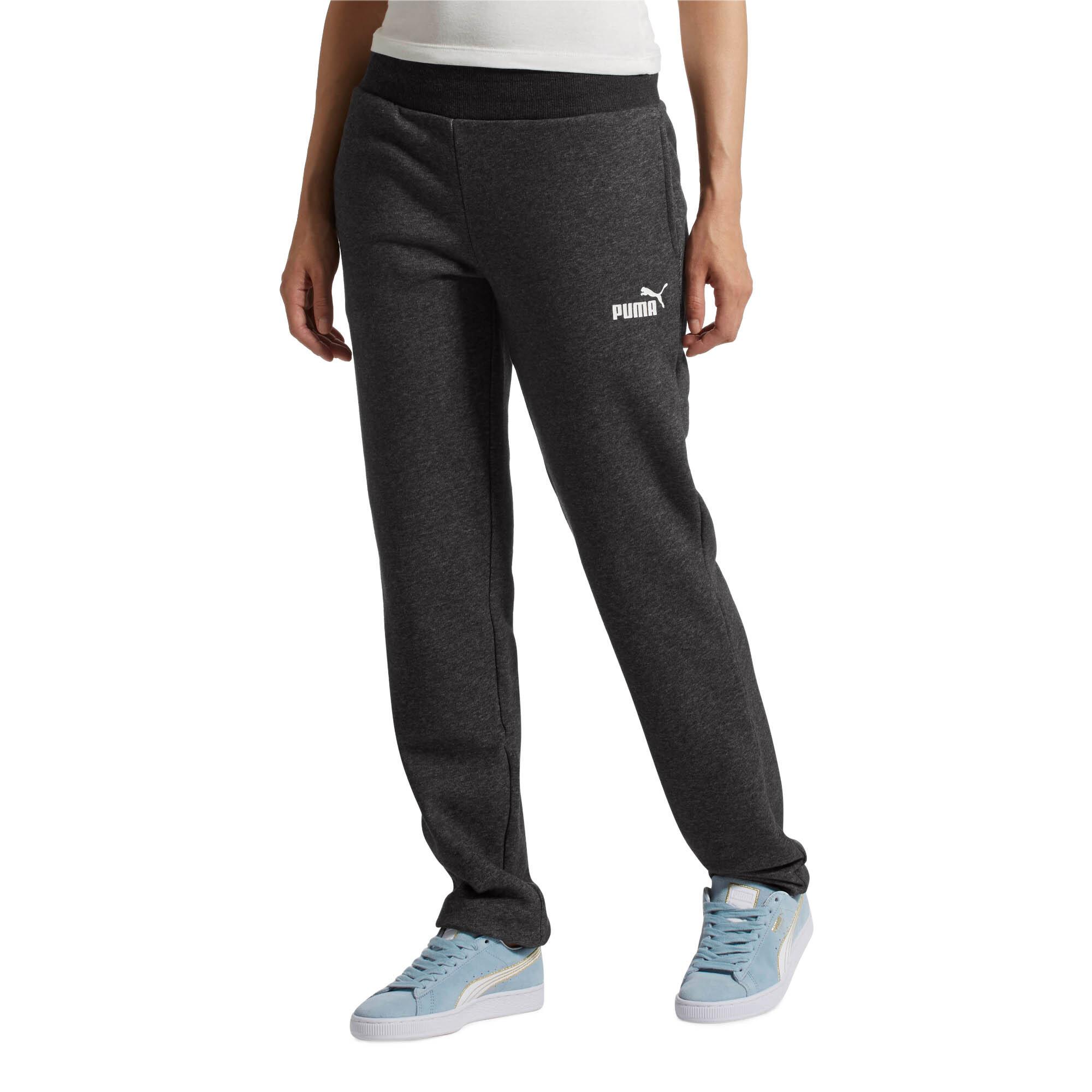 PUMA-Essentials-Fleece-Women-039-s-Knitted-Pants-Women-Knitted-Pants-Basics thumbnail 4