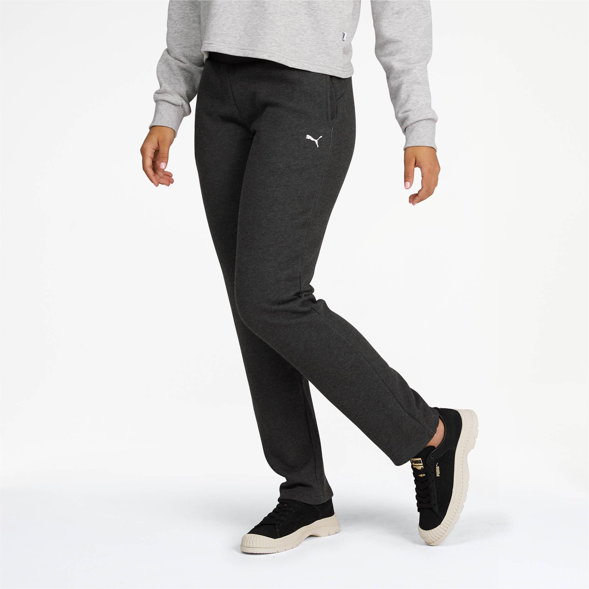 PUMA-Essentials-Fleece-Women-039-s-Knitted-Pants-Women-Knitted-Pants-Basics thumbnail 7